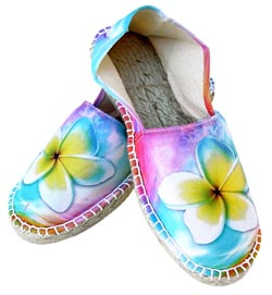 espadrille power of flower
